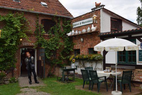Bild der Toepferei in Kampehl in Brandenburg