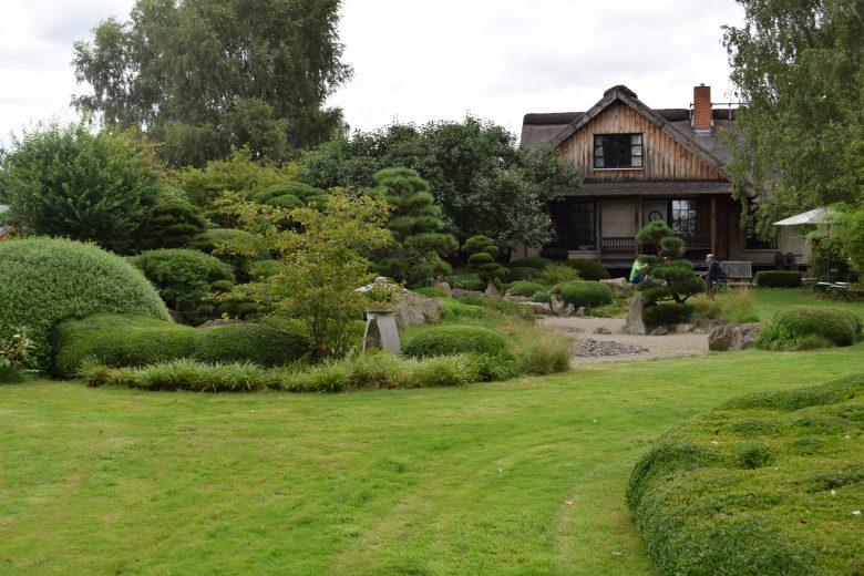 Bild vom Roji-Garten in Bartschendorf im Havelland