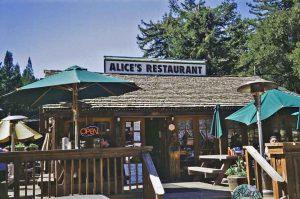 Bild von Alice's Restaurant in Woodside, CA