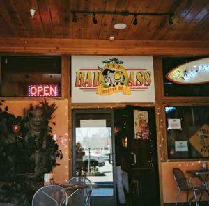 Bad Ass Coffee in Santa Cruz, CA