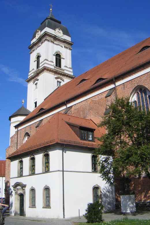 Bild des Doms St. Marien in Fuerstenwalde, Landkreis Oder-Spree in Brandenburg