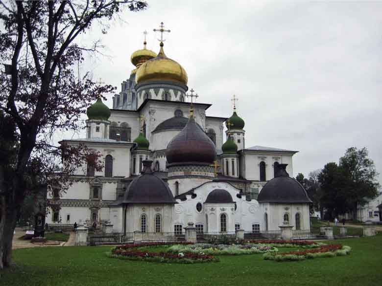 Neu-Jerusalem Kloster Istra im Moskauer Gebiet