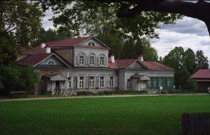 Herrenhaus Künstlerkolonie Abramzewo