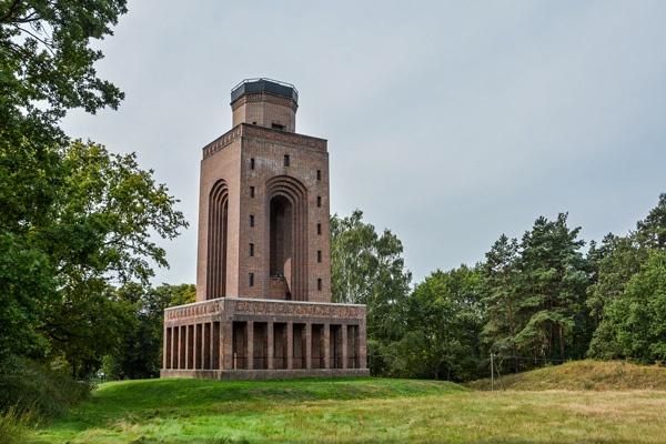 Bild vom Bismarckturm Burg Spreewald