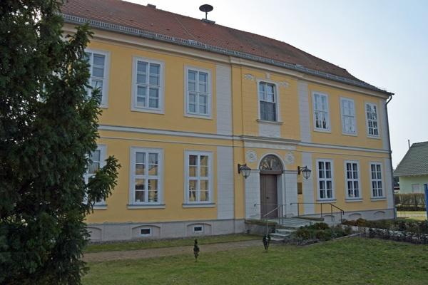 Herrenhaus der Familie von Kleist in Protzen