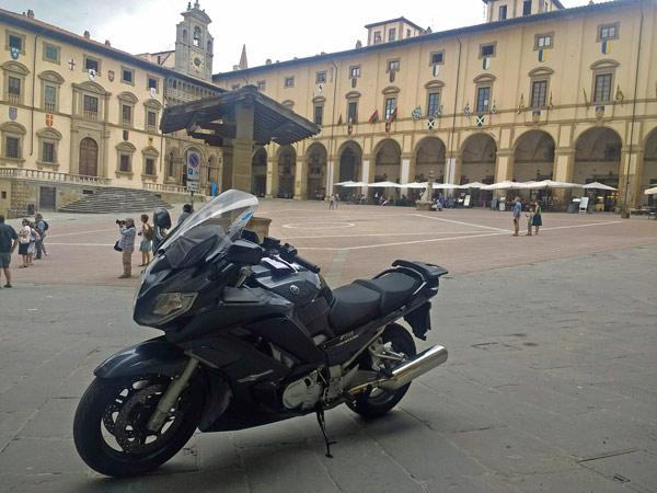 Einer der unabdingbaren Tipps für Motorradtouren in Italien: nicht in die ZTL einfahren