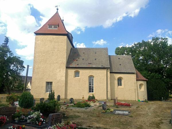 Dorfkirche von Elsnig (Sachsen-Anhalt)
