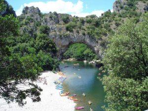 Schlucht der Ardèche