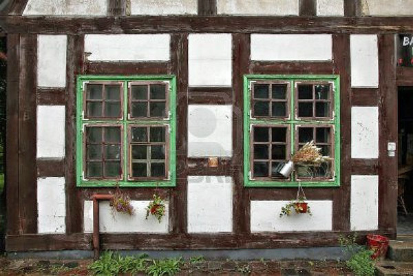 Fachwerkhaus Klaipeda