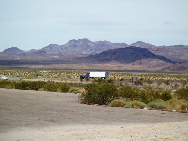 Mojave Wüste in Arizona