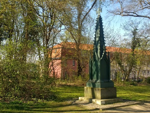 Schinkel-Tabernakel in Großbeeren (Brandenburg)
