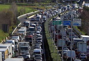 Fahrsicherheit mit dem Motorrad in der Großstadt: GRA Roma