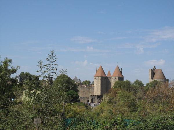 Überschätzte Reiseziele für Motorradtouren: Carcassonne