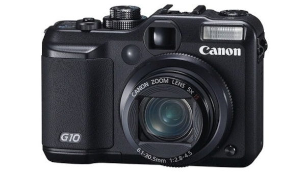 dihitalkamera canon power shot g 10
