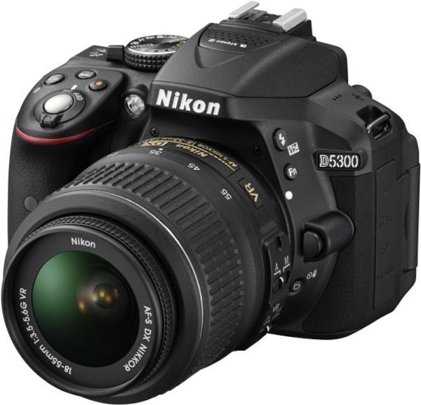 dslr kamera nikon d 5300