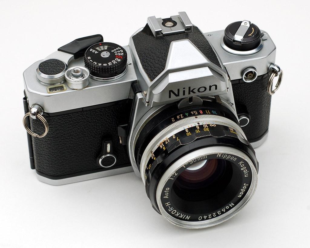 spiegelreflexkamera nikon fm