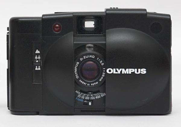 point and shoot kamera olympus xa-2