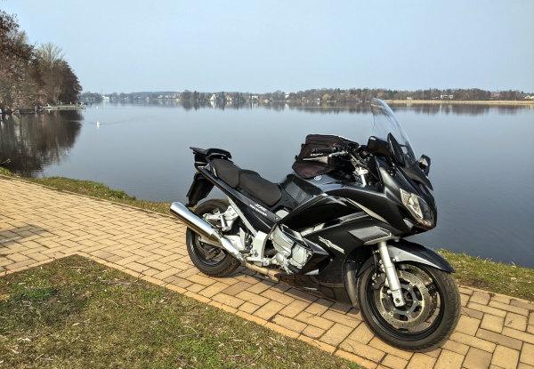 neue ziele fuer motorradtouren: glindowsee