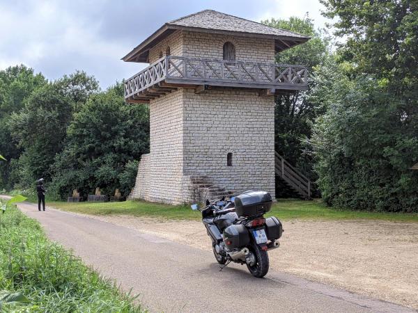 limesturm erkertshofen mit motorrad
